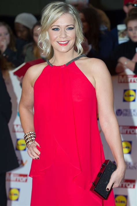 Suzanne Shaw – Pride of Britain Awards 2014 in London