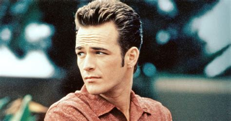 Luke Perry Would Not Want His Daughter Dating 90210's