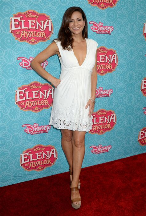 CONSTANCE MARIE at 'Elena of Avalor' VIP Screening in