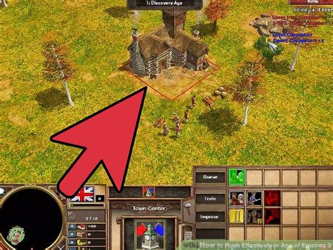 How to Rush Effectively in Age of Empires 3 (with Pictures)