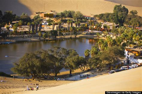 Huacachina, The Tiny Peruvian Oasis That Might Just