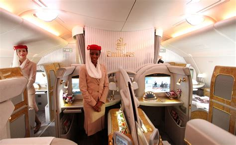 Emirates Airlines Has Big Ambitions - The New York Times