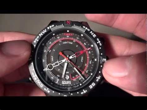 Timex Expedition Compass Watch T49664 - review by