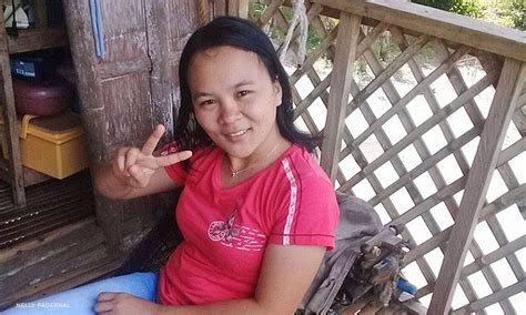 Remains of slain Filipina in Kuwait now in PH
