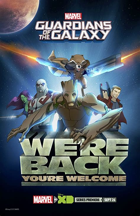 Watch Marvel's Guardians of the Galaxy - SS 3 2018 Ep 12