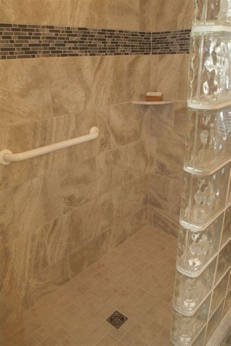 This would work with that partial wall tub-to-shower idea