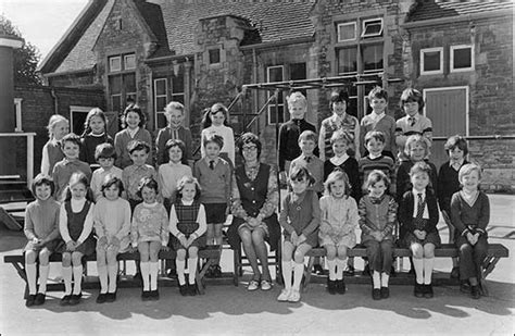 Rushden Research Group: South Infant School 1971