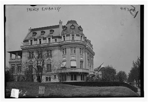 File:Old French Embassy in Washington, DC in 1917