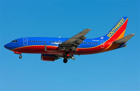 Boeing 737-500 Southwest Airlines