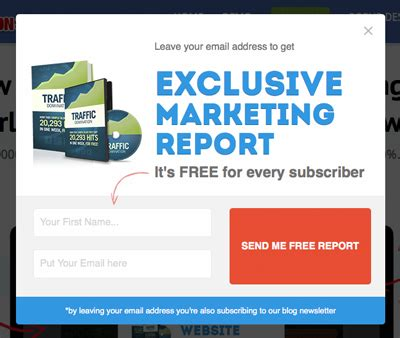 20 Tools to Create Website Popup and Popover Ads - Small