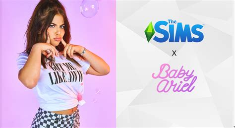The Sims: Baby Ariel Talks About Her Collaboration With