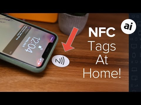 iOS 11 Opens Up the NFC Sensor on iPhone to Read Tags & Data