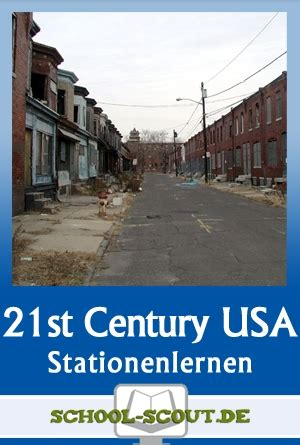 Stationenlernen The USA at the beginning of the 21st century