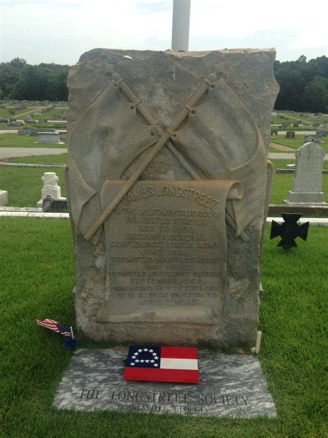 """The Final Resting Place of Lee's """"Old Warhorse""""   Emerging"""
