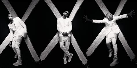Chris Brown – 'X' (Booklet & Production Credits)   HipHop