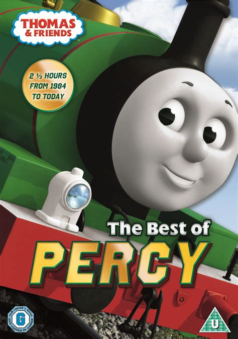 Thomas and Friends: The Best of Percy DVD   Zavvi