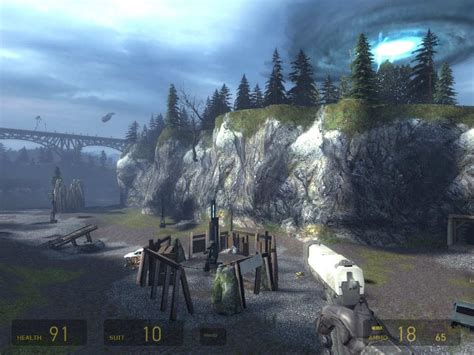 Half-Life 2 – Episode 2 Review (PC and 360) – The Average