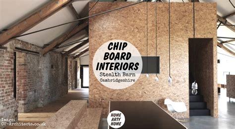 OSB OMG! Chipboard Interiors -Home Arty Home