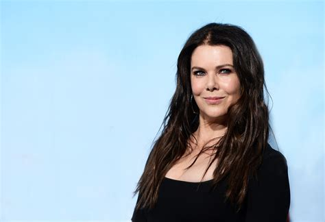Lauren Graham on What She'd Tell Her High School Self and
