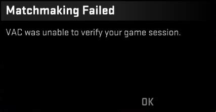 Fix: VAC was Unable to Verify the Game Session - Driver Easy