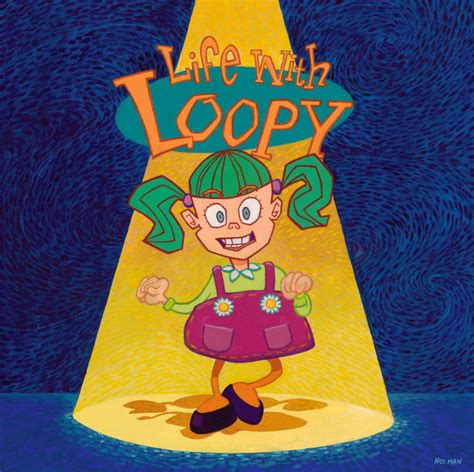Life With Loopy Print by Stephen Holman Art
