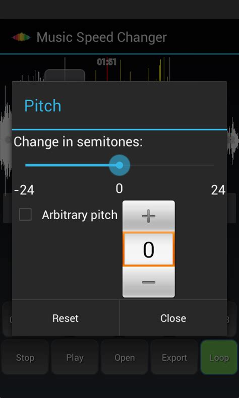 Music Speed Changer Pro for Android - Free download and