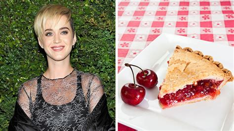 Katy Perry Teases Her New Song 'Bon Appétit' With Cherry