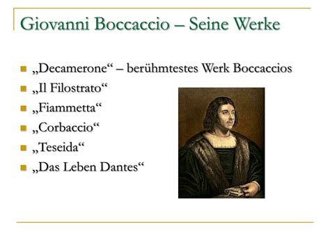 PPT - Decamerone PowerPoint Presentation - ID:3679828