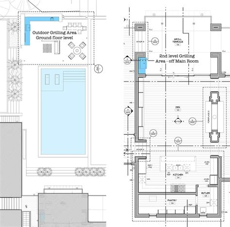 005: Architects and Chefs | Architecture plan, House plans