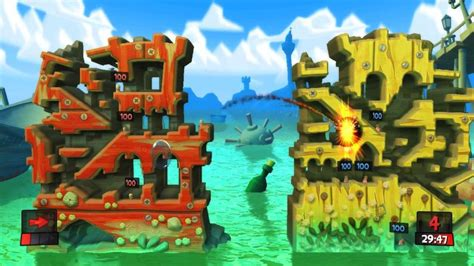 Worms Revolution - PC - Torrents Games