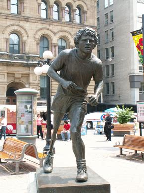 Terry's Story – The Terry Fox Foundation