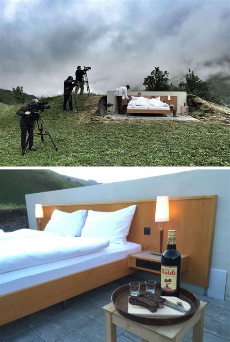 This Hotel Room Lets You Sleep Under The Stars In The