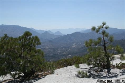 Dome Rock Trail | Giant Sequoia National Monument