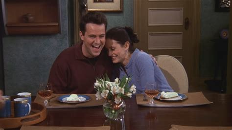 Friends - Chandler's Work Laugh and Monica - YouTube