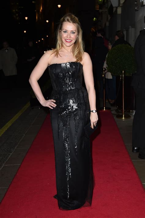 LAURA HAMILTON at VIP Fundraising Dinner in Aid of Helping