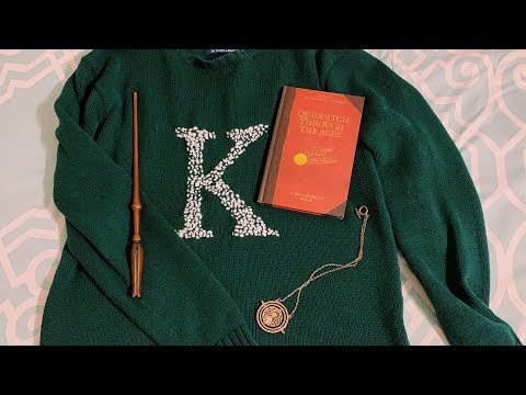 Big Knitting Trouble: Knitwear at the Movies: Harry Potter