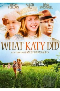 What Katy Did DVD Movie