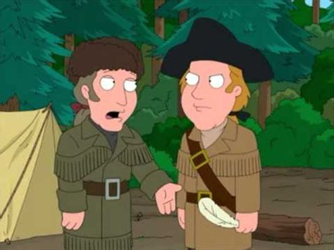 Family Guy- Lewis and Clark - YouTube