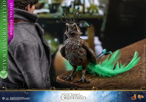 Hot Toys Fantastic Beasts: The Crimes of Grindelwald - 1
