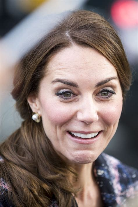 Kate Middleton given a fright in Manchester! - Woman's own