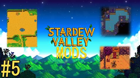 Stardew Valley Map And Farm Expansion Mod (With