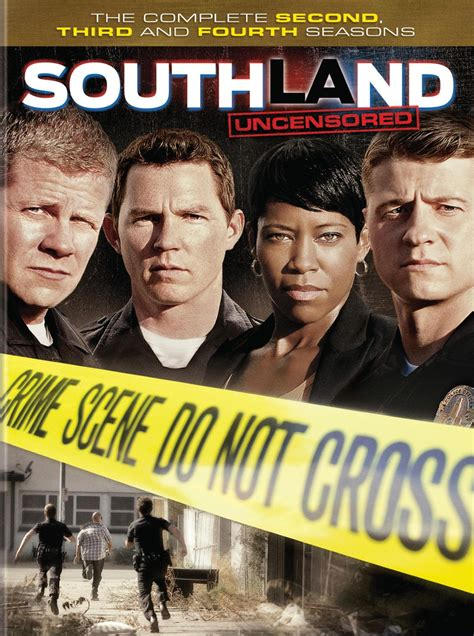 Southland DVD Release Date