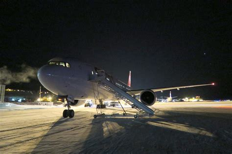 How Swiss Repaired A Boeing 777-300ER In Arctic Conditions