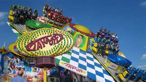 4 Great amusement parks in Germany - Travel, Events