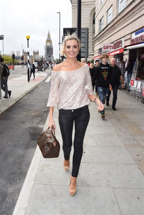 ORLAITH MCALLISTER Out and About in London 10/14/2017