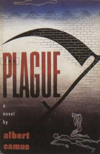 The Plague, Albert Camus - 1948 (1st US edition) (With