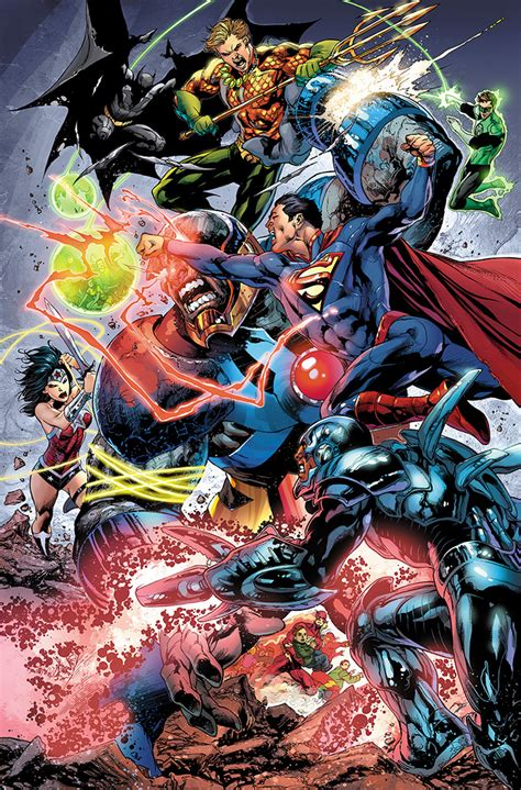 DC Comics Kills the Heroes and Lets the Villains Take Over