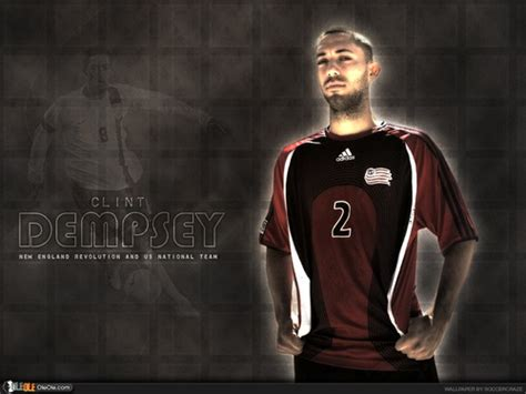 Fulham FC images Clint Dempsey HD wallpaper and background