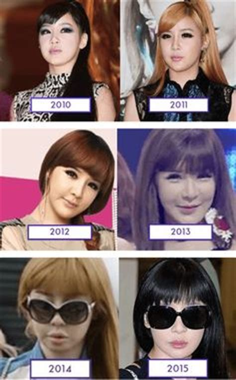 1000+ images about K Pop Idols Before & After on Pinterest